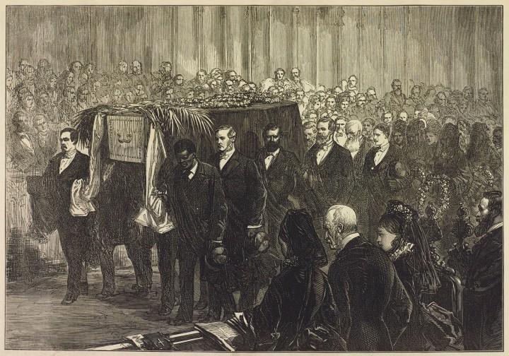 Illustrations from Review of Livingstone's Last Journals,Illustr