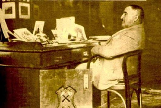 Alexe Pocol - magnatul aurului din Baia Mare - 1933