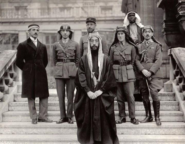Arab_delegation_1919